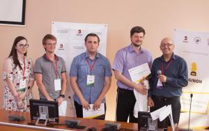 Участие команды БГТУ в соревнованиях студентов на аналитической платформе Loginom (Loginom Хакатон 2019)