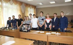 Конкурс «Электронные технологии и робототехника»