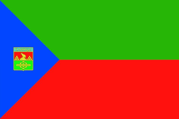 Флаг города Клинцы