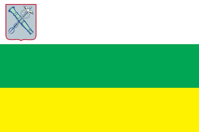 Флаг города Новозыбков